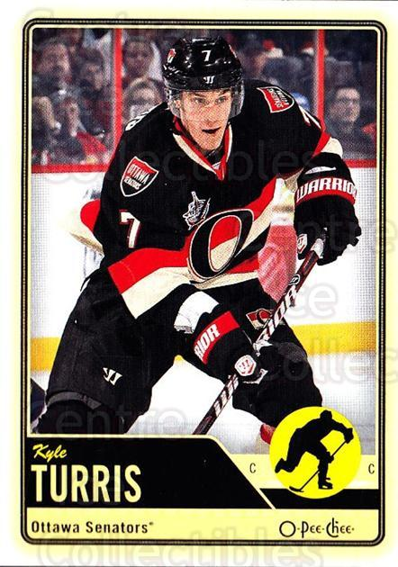 2012-13 O-pee-chee #150 Kyle Turris<br/>3 In Stock - $1.00 each - <a href=https://centericecollectibles.foxycart.com/cart?name=2012-13%20O-pee-chee%20%23150%20Kyle%20Turris...&quantity_max=3&price=$1.00&code=684620 class=foxycart> Buy it now! </a>