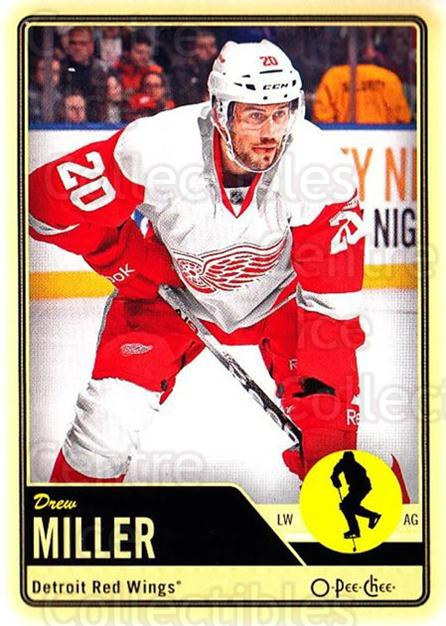 2012-13 O-pee-chee #151 Drew Miller<br/>2 In Stock - $1.00 each - <a href=https://centericecollectibles.foxycart.com/cart?name=2012-13%20O-pee-chee%20%23151%20Drew%20Miller...&quantity_max=2&price=$1.00&code=684621 class=foxycart> Buy it now! </a>