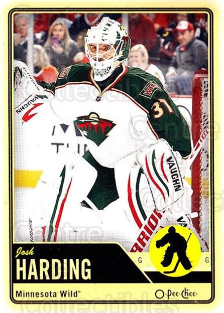 2012-13 O-pee-chee #155 Josh Harding<br/>3 In Stock - $1.00 each - <a href=https://centericecollectibles.foxycart.com/cart?name=2012-13%20O-pee-chee%20%23155%20Josh%20Harding...&quantity_max=3&price=$1.00&code=684625 class=foxycart> Buy it now! </a>