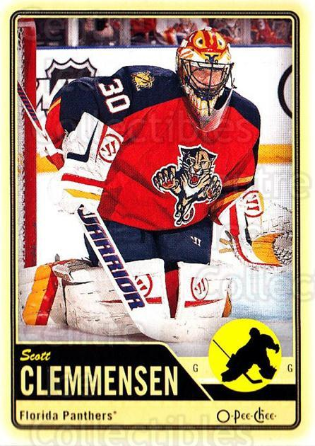 2012-13 O-pee-chee #157 Scott Clemmensen<br/>3 In Stock - $1.00 each - <a href=https://centericecollectibles.foxycart.com/cart?name=2012-13%20O-pee-chee%20%23157%20Scott%20Clemmense...&quantity_max=3&price=$1.00&code=684627 class=foxycart> Buy it now! </a>