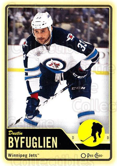 2012-13 O-pee-chee #158 Dustin Byfuglien<br/>3 In Stock - $1.00 each - <a href=https://centericecollectibles.foxycart.com/cart?name=2012-13%20O-pee-chee%20%23158%20Dustin%20Byfuglie...&quantity_max=3&price=$1.00&code=684628 class=foxycart> Buy it now! </a>