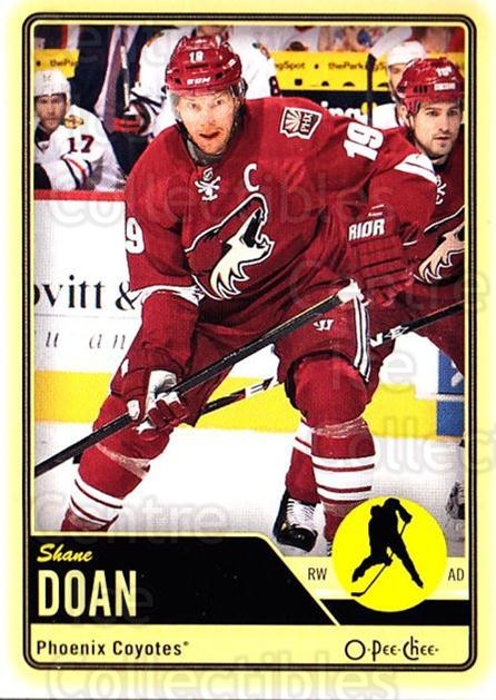 2012-13 O-pee-chee #159 Shane Doan<br/>3 In Stock - $1.00 each - <a href=https://centericecollectibles.foxycart.com/cart?name=2012-13%20O-pee-chee%20%23159%20Shane%20Doan...&quantity_max=3&price=$1.00&code=684629 class=foxycart> Buy it now! </a>