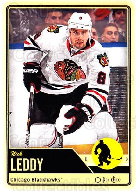 2012-13 O-pee-chee #161 Nick Leddy<br/>3 In Stock - $1.00 each - <a href=https://centericecollectibles.foxycart.com/cart?name=2012-13%20O-pee-chee%20%23161%20Nick%20Leddy...&quantity_max=3&price=$1.00&code=684631 class=foxycart> Buy it now! </a>