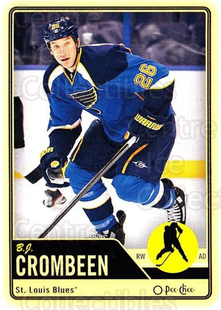 2012-13 O-pee-chee #164 BJ Crombeen<br/>3 In Stock - $1.00 each - <a href=https://centericecollectibles.foxycart.com/cart?name=2012-13%20O-pee-chee%20%23164%20BJ%20Crombeen...&quantity_max=3&price=$1.00&code=684634 class=foxycart> Buy it now! </a>