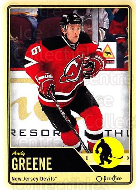 2012-13 O-pee-chee #173 Andy Greene<br/>3 In Stock - $1.00 each - <a href=https://centericecollectibles.foxycart.com/cart?name=2012-13%20O-pee-chee%20%23173%20Andy%20Greene...&quantity_max=3&price=$1.00&code=684643 class=foxycart> Buy it now! </a>