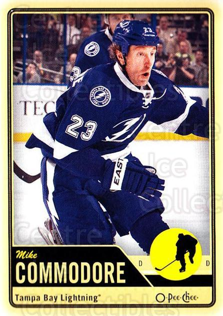 2012-13 O-pee-chee #181 Mike Commodore<br/>3 In Stock - $1.00 each - <a href=https://centericecollectibles.foxycart.com/cart?name=2012-13%20O-pee-chee%20%23181%20Mike%20Commodore...&quantity_max=3&price=$1.00&code=684651 class=foxycart> Buy it now! </a>