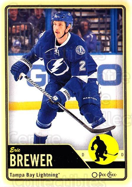 2012-13 O-pee-chee #189 Eric Brewer<br/>3 In Stock - $1.00 each - <a href=https://centericecollectibles.foxycart.com/cart?name=2012-13%20O-pee-chee%20%23189%20Eric%20Brewer...&quantity_max=3&price=$1.00&code=684659 class=foxycart> Buy it now! </a>