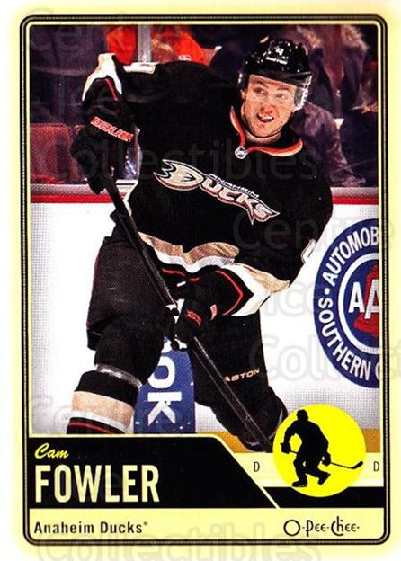 2012-13 O-pee-chee #191 Cam Fowler<br/>3 In Stock - $1.00 each - <a href=https://centericecollectibles.foxycart.com/cart?name=2012-13%20O-pee-chee%20%23191%20Cam%20Fowler...&price=$1.00&code=684661 class=foxycart> Buy it now! </a>