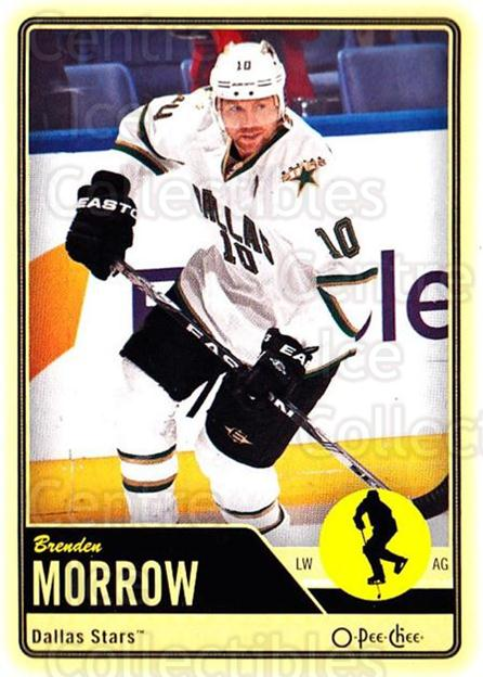 2012-13 O-pee-chee #192 Brenden Morrow<br/>3 In Stock - $1.00 each - <a href=https://centericecollectibles.foxycart.com/cart?name=2012-13%20O-pee-chee%20%23192%20Brenden%20Morrow...&quantity_max=3&price=$1.00&code=684662 class=foxycart> Buy it now! </a>