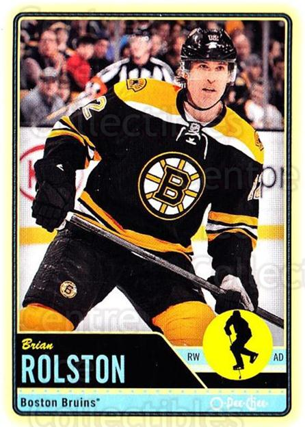 2012-13 O-pee-chee #212 Brian Rolston<br/>3 In Stock - $1.00 each - <a href=https://centericecollectibles.foxycart.com/cart?name=2012-13%20O-pee-chee%20%23212%20Brian%20Rolston...&quantity_max=3&price=$1.00&code=684682 class=foxycart> Buy it now! </a>
