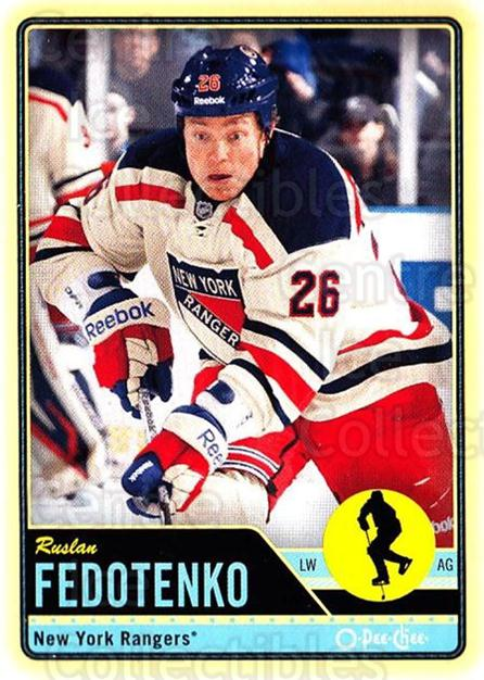 2012-13 O-pee-chee #213 Ruslan Fedotenko<br/>3 In Stock - $1.00 each - <a href=https://centericecollectibles.foxycart.com/cart?name=2012-13%20O-pee-chee%20%23213%20Ruslan%20Fedotenk...&quantity_max=3&price=$1.00&code=684683 class=foxycart> Buy it now! </a>