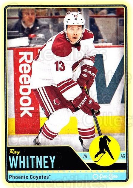 2012-13 O-pee-chee #214 Ray Whitney<br/>3 In Stock - $1.00 each - <a href=https://centericecollectibles.foxycart.com/cart?name=2012-13%20O-pee-chee%20%23214%20Ray%20Whitney...&quantity_max=3&price=$1.00&code=684684 class=foxycart> Buy it now! </a>