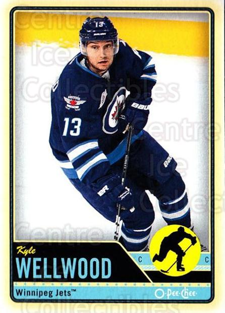 2012-13 O-pee-chee #215 Kyle Wellwood<br/>3 In Stock - $1.00 each - <a href=https://centericecollectibles.foxycart.com/cart?name=2012-13%20O-pee-chee%20%23215%20Kyle%20Wellwood...&quantity_max=3&price=$1.00&code=684685 class=foxycart> Buy it now! </a>