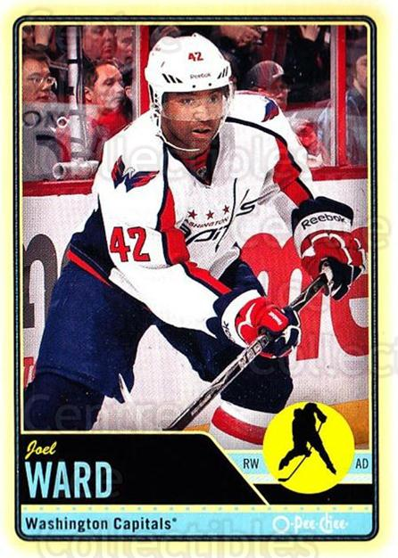 2012-13 O-pee-chee #217 Joel Ward<br/>3 In Stock - $1.00 each - <a href=https://centericecollectibles.foxycart.com/cart?name=2012-13%20O-pee-chee%20%23217%20Joel%20Ward...&quantity_max=3&price=$1.00&code=684687 class=foxycart> Buy it now! </a>