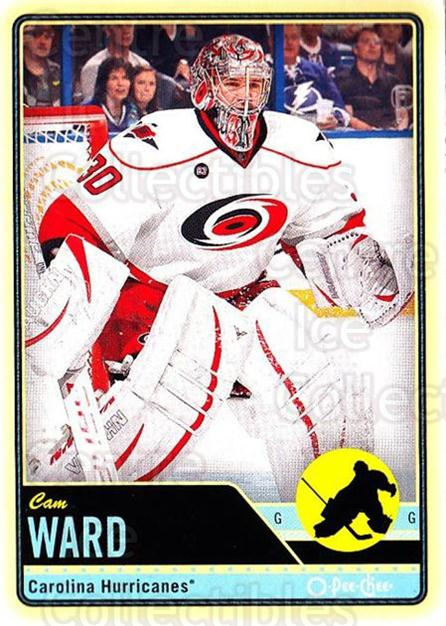 2012-13 O-pee-chee #221 Cam Ward<br/>2 In Stock - $1.00 each - <a href=https://centericecollectibles.foxycart.com/cart?name=2012-13%20O-pee-chee%20%23221%20Cam%20Ward...&price=$1.00&code=684691 class=foxycart> Buy it now! </a>