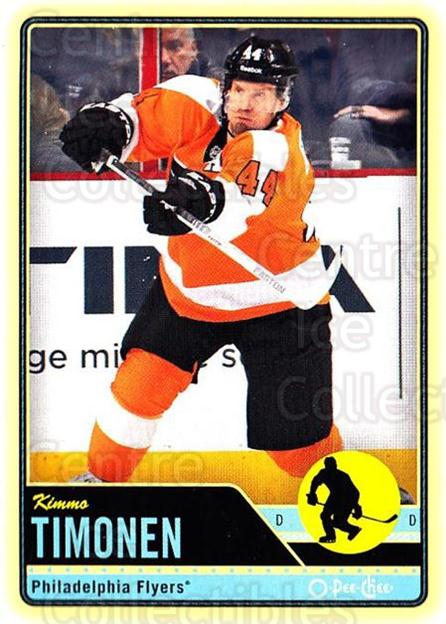 2012-13 O-pee-chee #224 Kimmo Timonen<br/>3 In Stock - $1.00 each - <a href=https://centericecollectibles.foxycart.com/cart?name=2012-13%20O-pee-chee%20%23224%20Kimmo%20Timonen...&quantity_max=3&price=$1.00&code=684694 class=foxycart> Buy it now! </a>