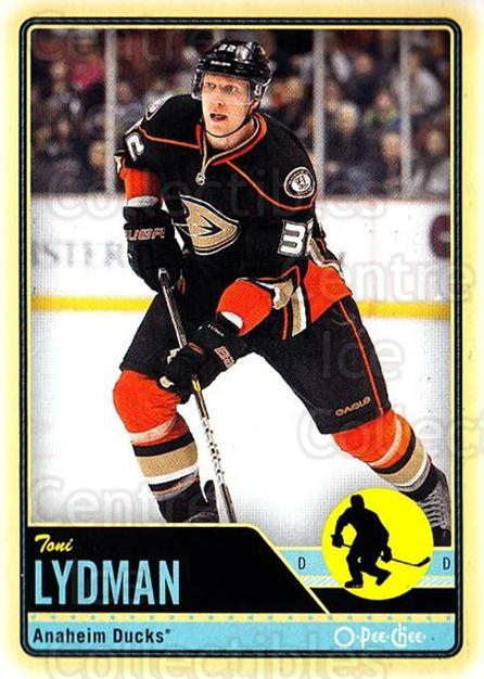 2012-13 O-pee-chee #235 Toni Lydman<br/>3 In Stock - $1.00 each - <a href=https://centericecollectibles.foxycart.com/cart?name=2012-13%20O-pee-chee%20%23235%20Toni%20Lydman...&quantity_max=3&price=$1.00&code=684705 class=foxycart> Buy it now! </a>