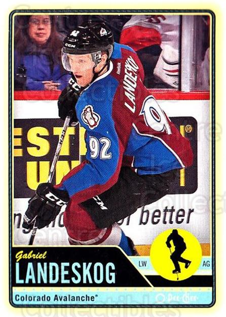 2012-13 O-pee-chee #242 Gabriel Landeskog<br/>3 In Stock - $1.00 each - <a href=https://centericecollectibles.foxycart.com/cart?name=2012-13%20O-pee-chee%20%23242%20Gabriel%20Landesk...&quantity_max=3&price=$1.00&code=684712 class=foxycart> Buy it now! </a>