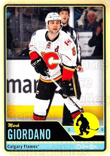 2012-13 O-pee-chee #243 Mark Giordano<br/>3 In Stock - $1.00 each - <a href=https://centericecollectibles.foxycart.com/cart?name=2012-13%20O-pee-chee%20%23243%20Mark%20Giordano...&quantity_max=3&price=$1.00&code=684713 class=foxycart> Buy it now! </a>