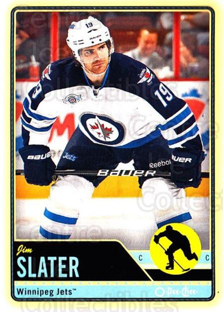 2012-13 O-pee-chee #244 Jim Slater<br/>1 In Stock - $1.00 each - <a href=https://centericecollectibles.foxycart.com/cart?name=2012-13%20O-pee-chee%20%23244%20Jim%20Slater...&quantity_max=1&price=$1.00&code=684714 class=foxycart> Buy it now! </a>