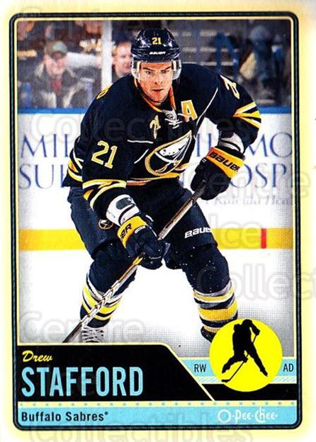 2012-13 O-pee-chee #245 Drew Stafford<br/>3 In Stock - $1.00 each - <a href=https://centericecollectibles.foxycart.com/cart?name=2012-13%20O-pee-chee%20%23245%20Drew%20Stafford...&quantity_max=3&price=$1.00&code=684715 class=foxycart> Buy it now! </a>