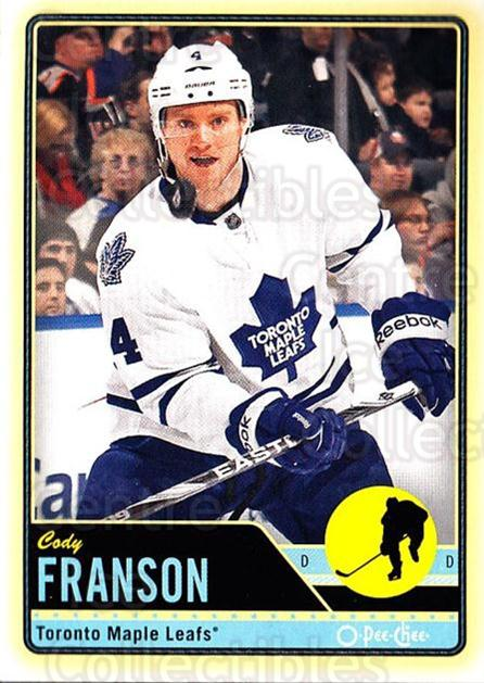 2012-13 O-pee-chee #246 Cody Franson<br/>3 In Stock - $1.00 each - <a href=https://centericecollectibles.foxycart.com/cart?name=2012-13%20O-pee-chee%20%23246%20Cody%20Franson...&quantity_max=3&price=$1.00&code=684716 class=foxycart> Buy it now! </a>