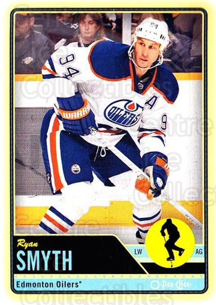 2012-13 O-pee-chee #254 Ryan Smyth<br/>1 In Stock - $1.00 each - <a href=https://centericecollectibles.foxycart.com/cart?name=2012-13%20O-pee-chee%20%23254%20Ryan%20Smyth...&quantity_max=1&price=$1.00&code=684724 class=foxycart> Buy it now! </a>