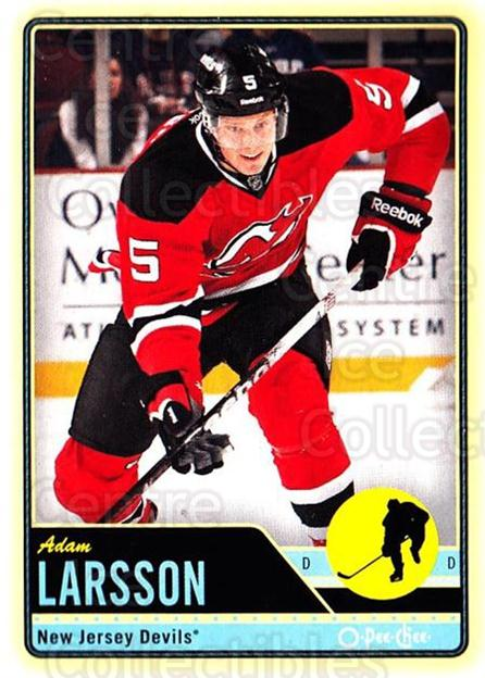 2012-13 O-pee-chee #256 Adam Larsson<br/>3 In Stock - $1.00 each - <a href=https://centericecollectibles.foxycart.com/cart?name=2012-13%20O-pee-chee%20%23256%20Adam%20Larsson...&quantity_max=3&price=$1.00&code=684726 class=foxycart> Buy it now! </a>