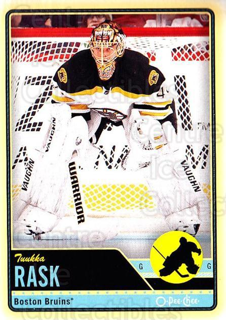 2012-13 O-pee-chee #267 Tuukka Rask<br/>3 In Stock - $2.00 each - <a href=https://centericecollectibles.foxycart.com/cart?name=2012-13%20O-pee-chee%20%23267%20Tuukka%20Rask...&quantity_max=3&price=$2.00&code=684737 class=foxycart> Buy it now! </a>