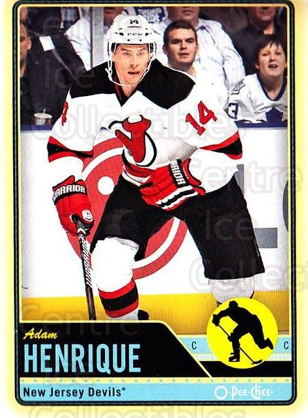 2012-13 O-pee-chee #269 Adam Henrique<br/>3 In Stock - $1.00 each - <a href=https://centericecollectibles.foxycart.com/cart?name=2012-13%20O-pee-chee%20%23269%20Adam%20Henrique...&quantity_max=3&price=$1.00&code=684739 class=foxycart> Buy it now! </a>