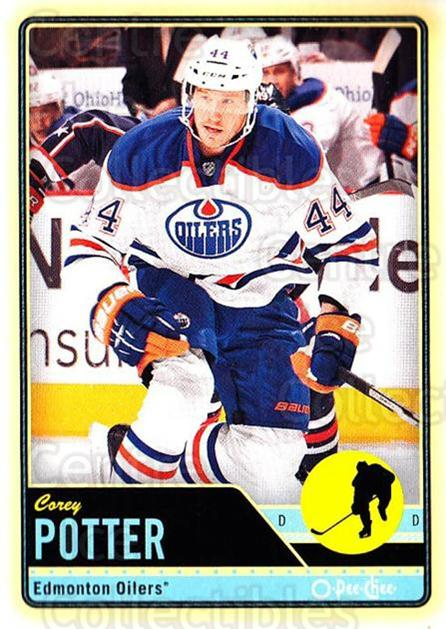 2012-13 O-pee-chee #271 Corey Potter<br/>2 In Stock - $1.00 each - <a href=https://centericecollectibles.foxycart.com/cart?name=2012-13%20O-pee-chee%20%23271%20Corey%20Potter...&quantity_max=2&price=$1.00&code=684741 class=foxycart> Buy it now! </a>