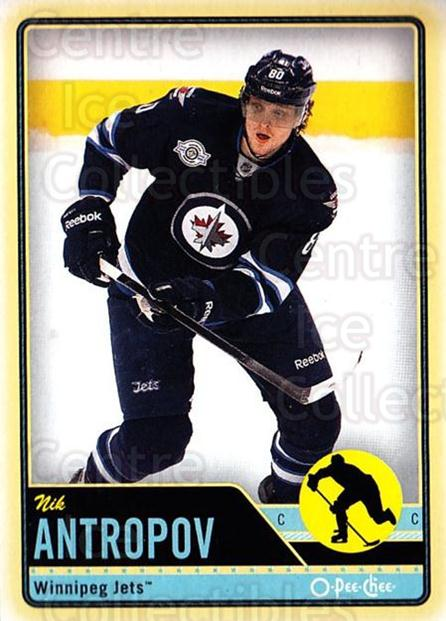 2012-13 O-pee-chee #273 Nik Antropov<br/>3 In Stock - $1.00 each - <a href=https://centericecollectibles.foxycart.com/cart?name=2012-13%20O-pee-chee%20%23273%20Nik%20Antropov...&quantity_max=3&price=$1.00&code=684743 class=foxycart> Buy it now! </a>