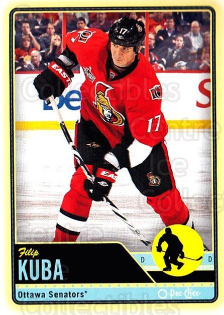 2012-13 O-pee-chee #274 Filip Kuba<br/>2 In Stock - $1.00 each - <a href=https://centericecollectibles.foxycart.com/cart?name=2012-13%20O-pee-chee%20%23274%20Filip%20Kuba...&quantity_max=2&price=$1.00&code=684744 class=foxycart> Buy it now! </a>