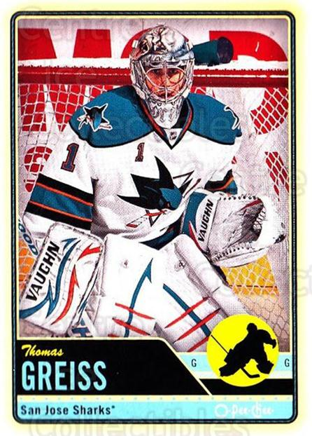 2012-13 O-pee-chee #277 Thomas Greiss<br/>2 In Stock - $1.00 each - <a href=https://centericecollectibles.foxycart.com/cart?name=2012-13%20O-pee-chee%20%23277%20Thomas%20Greiss...&quantity_max=2&price=$1.00&code=684747 class=foxycart> Buy it now! </a>