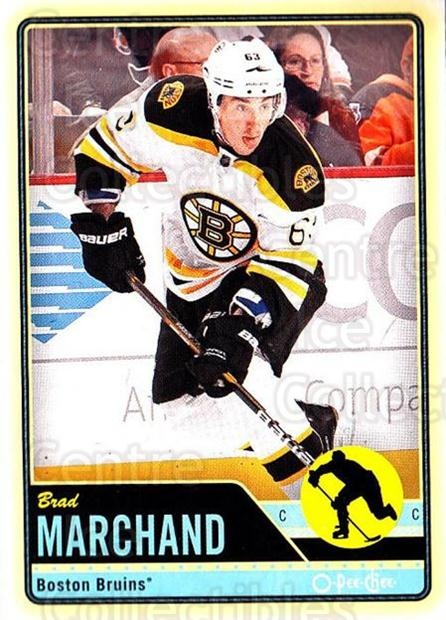 2012-13 O-pee-chee #281 Brad Marchand<br/>3 In Stock - $1.00 each - <a href=https://centericecollectibles.foxycart.com/cart?name=2012-13%20O-pee-chee%20%23281%20Brad%20Marchand...&quantity_max=3&price=$1.00&code=684751 class=foxycart> Buy it now! </a>