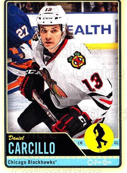 2012-13 O-pee-chee #285 Daniel Carcillo<br/>2 In Stock - $1.00 each - <a href=https://centericecollectibles.foxycart.com/cart?name=2012-13%20O-pee-chee%20%23285%20Daniel%20Carcillo...&quantity_max=2&price=$1.00&code=684755 class=foxycart> Buy it now! </a>