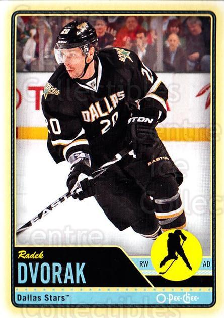 2012-13 O-pee-chee #286 Radek Dvorak<br/>1 In Stock - $1.00 each - <a href=https://centericecollectibles.foxycart.com/cart?name=2012-13%20O-pee-chee%20%23286%20Radek%20Dvorak...&quantity_max=1&price=$1.00&code=684756 class=foxycart> Buy it now! </a>