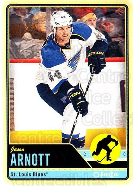 2012-13 O-pee-chee #289 Jason Arnott<br/>3 In Stock - $1.00 each - <a href=https://centericecollectibles.foxycart.com/cart?name=2012-13%20O-pee-chee%20%23289%20Jason%20Arnott...&quantity_max=3&price=$1.00&code=684759 class=foxycart> Buy it now! </a>
