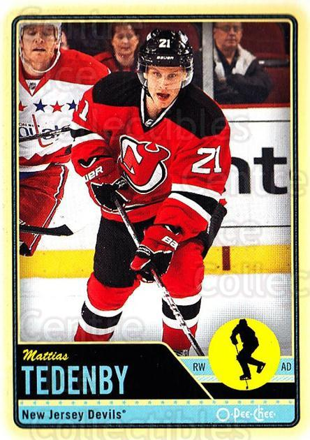 2012-13 O-pee-chee #290 Mattias Tedenby<br/>3 In Stock - $1.00 each - <a href=https://centericecollectibles.foxycart.com/cart?name=2012-13%20O-pee-chee%20%23290%20Mattias%20Tedenby...&quantity_max=3&price=$1.00&code=684760 class=foxycart> Buy it now! </a>