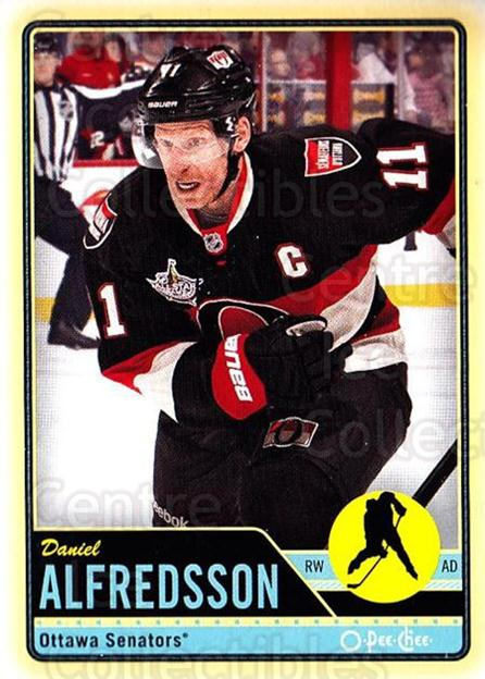2012-13 O-pee-chee #291 Daniel Alfredsson<br/>3 In Stock - $1.00 each - <a href=https://centericecollectibles.foxycart.com/cart?name=2012-13%20O-pee-chee%20%23291%20Daniel%20Alfredss...&quantity_max=3&price=$1.00&code=684761 class=foxycart> Buy it now! </a>
