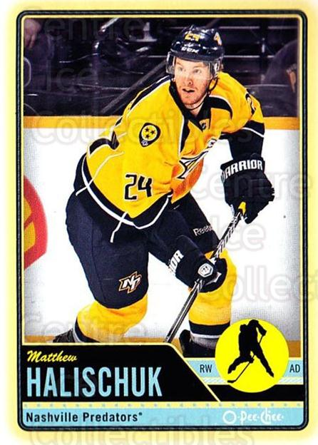 2012-13 O-pee-chee #294 Matthew Halischuk<br/>3 In Stock - $1.00 each - <a href=https://centericecollectibles.foxycart.com/cart?name=2012-13%20O-pee-chee%20%23294%20Matthew%20Halisch...&quantity_max=3&price=$1.00&code=684764 class=foxycart> Buy it now! </a>