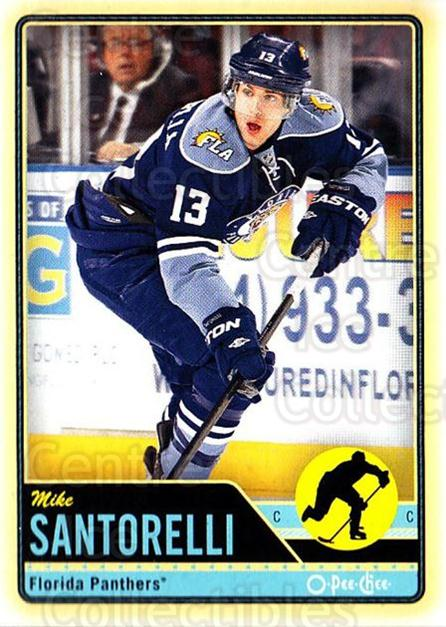 2012-13 O-pee-chee #295 Mike Santorelli<br/>3 In Stock - $1.00 each - <a href=https://centericecollectibles.foxycart.com/cart?name=2012-13%20O-pee-chee%20%23295%20Mike%20Santorelli...&quantity_max=3&price=$1.00&code=684765 class=foxycart> Buy it now! </a>