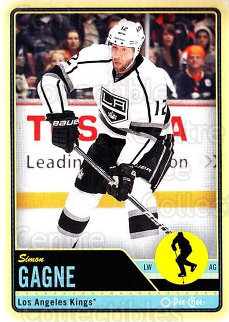 2012-13 O-pee-chee #297 Simon Gagne<br/>3 In Stock - $1.00 each - <a href=https://centericecollectibles.foxycart.com/cart?name=2012-13%20O-pee-chee%20%23297%20Simon%20Gagne...&quantity_max=3&price=$1.00&code=684767 class=foxycart> Buy it now! </a>