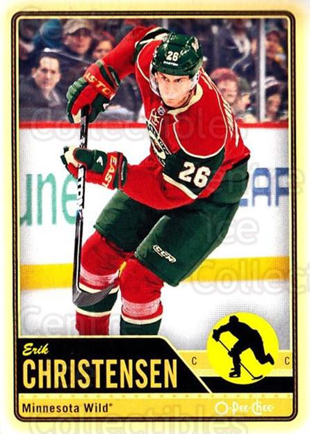 2012-13 O-pee-chee #305 Erik Christensen<br/>3 In Stock - $1.00 each - <a href=https://centericecollectibles.foxycart.com/cart?name=2012-13%20O-pee-chee%20%23305%20Erik%20Christense...&quantity_max=3&price=$1.00&code=684775 class=foxycart> Buy it now! </a>