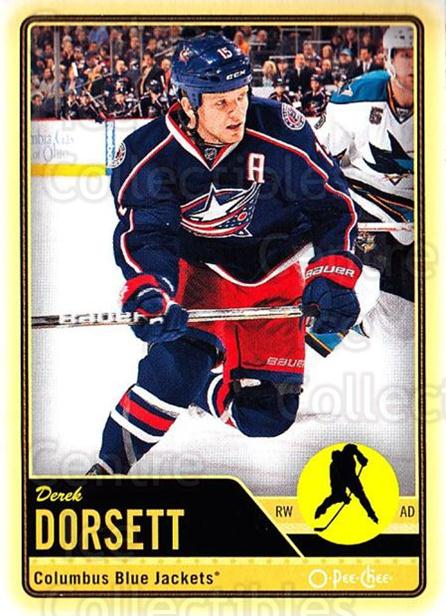 2012-13 O-pee-chee #309 Derek Dorsett<br/>2 In Stock - $1.00 each - <a href=https://centericecollectibles.foxycart.com/cart?name=2012-13%20O-pee-chee%20%23309%20Derek%20Dorsett...&quantity_max=2&price=$1.00&code=684779 class=foxycart> Buy it now! </a>