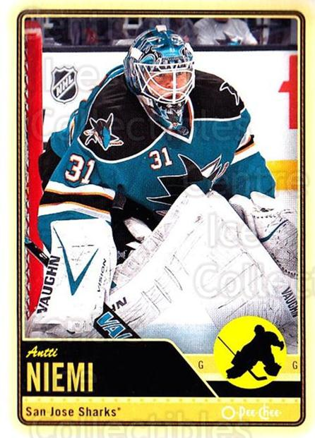 2012-13 O-pee-chee #311 Antti Niemi<br/>3 In Stock - $1.00 each - <a href=https://centericecollectibles.foxycart.com/cart?name=2012-13%20O-pee-chee%20%23311%20Antti%20Niemi...&quantity_max=3&price=$1.00&code=684781 class=foxycart> Buy it now! </a>