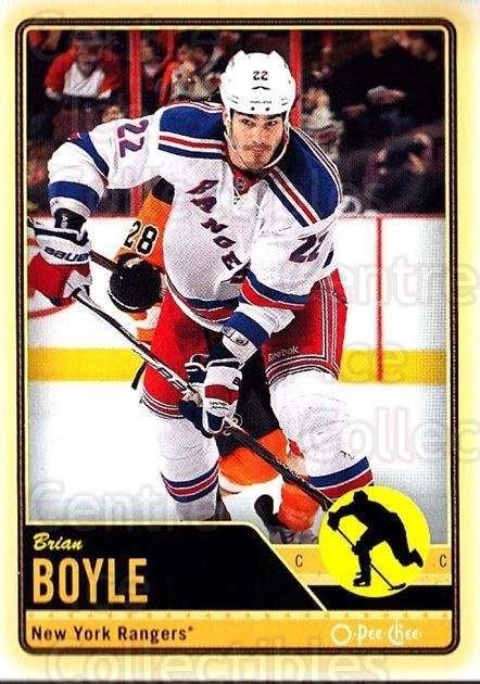 2012-13 O-pee-chee #313 Brian Boyle<br/>3 In Stock - $1.00 each - <a href=https://centericecollectibles.foxycart.com/cart?name=2012-13%20O-pee-chee%20%23313%20Brian%20Boyle...&quantity_max=3&price=$1.00&code=684783 class=foxycart> Buy it now! </a>