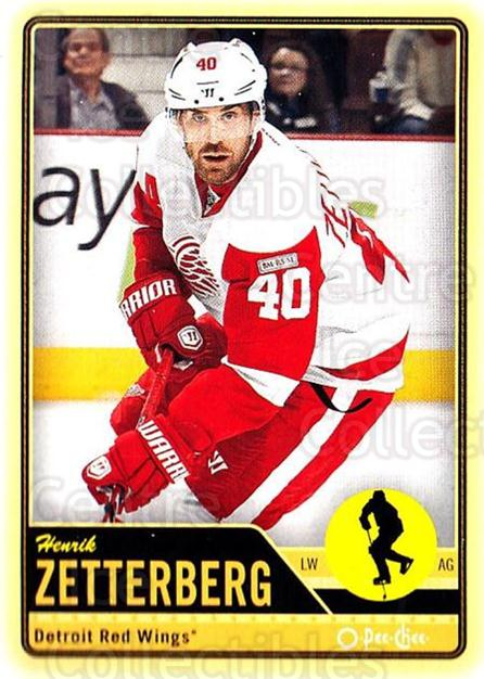 2012-13 O-pee-chee #314 Henrik Zetterberg<br/>3 In Stock - $2.00 each - <a href=https://centericecollectibles.foxycart.com/cart?name=2012-13%20O-pee-chee%20%23314%20Henrik%20Zetterbe...&quantity_max=3&price=$2.00&code=684784 class=foxycart> Buy it now! </a>