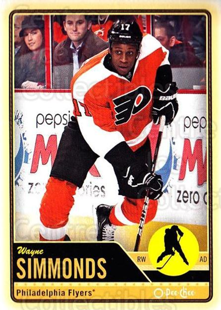 2012-13 O-pee-chee #317 Wayne Simmonds<br/>3 In Stock - $1.00 each - <a href=https://centericecollectibles.foxycart.com/cart?name=2012-13%20O-pee-chee%20%23317%20Wayne%20Simmonds...&quantity_max=3&price=$1.00&code=684787 class=foxycart> Buy it now! </a>