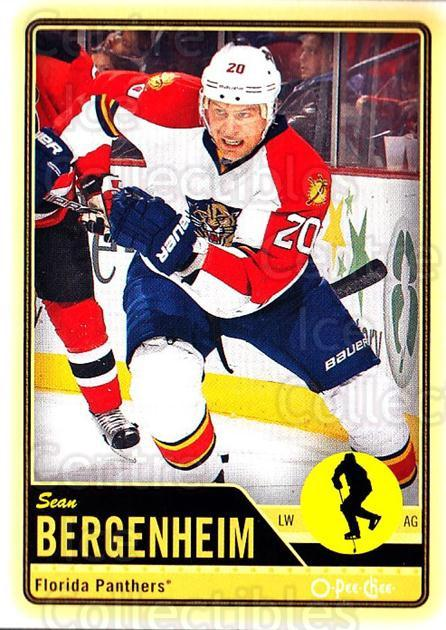 2012-13 O-pee-chee #319 Sean Bergenheim<br/>3 In Stock - $1.00 each - <a href=https://centericecollectibles.foxycart.com/cart?name=2012-13%20O-pee-chee%20%23319%20Sean%20Bergenheim...&quantity_max=3&price=$1.00&code=684789 class=foxycart> Buy it now! </a>